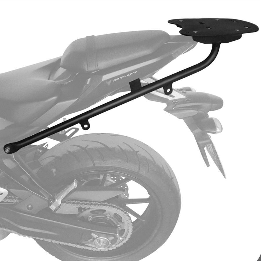 Suporte De Baú Superior Scam Yamaha MT-07 Modelos 2015 Em Diante.