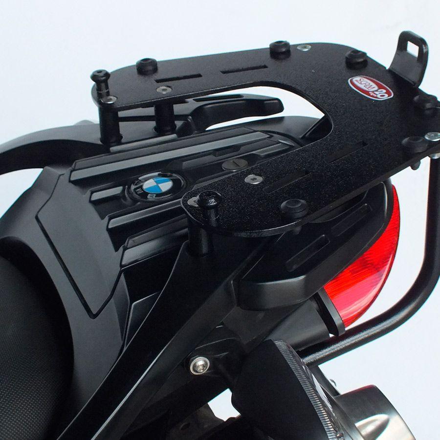 Suporte De Baú Superior Ssistema Monokey Scam BMW G650 GS