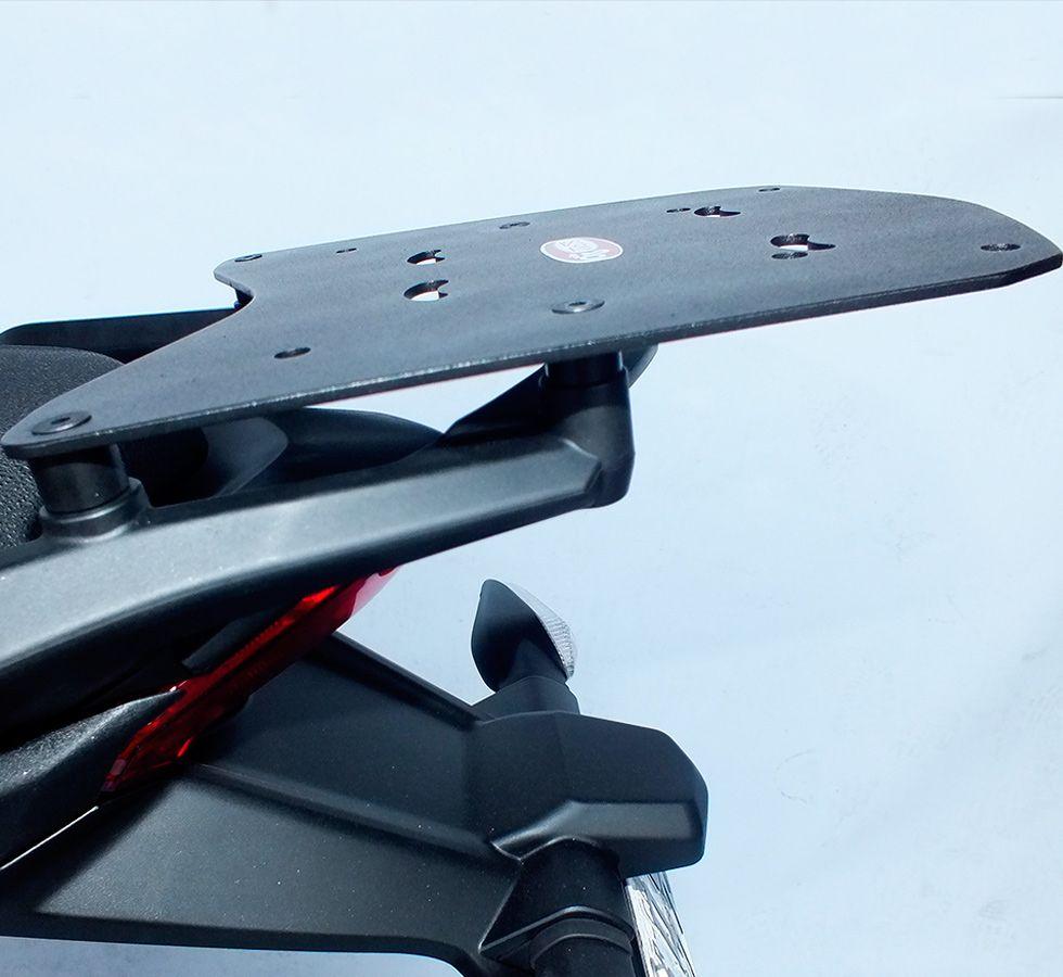 Suporte Do Baú Superior Scam Ducati Multistrada 1200