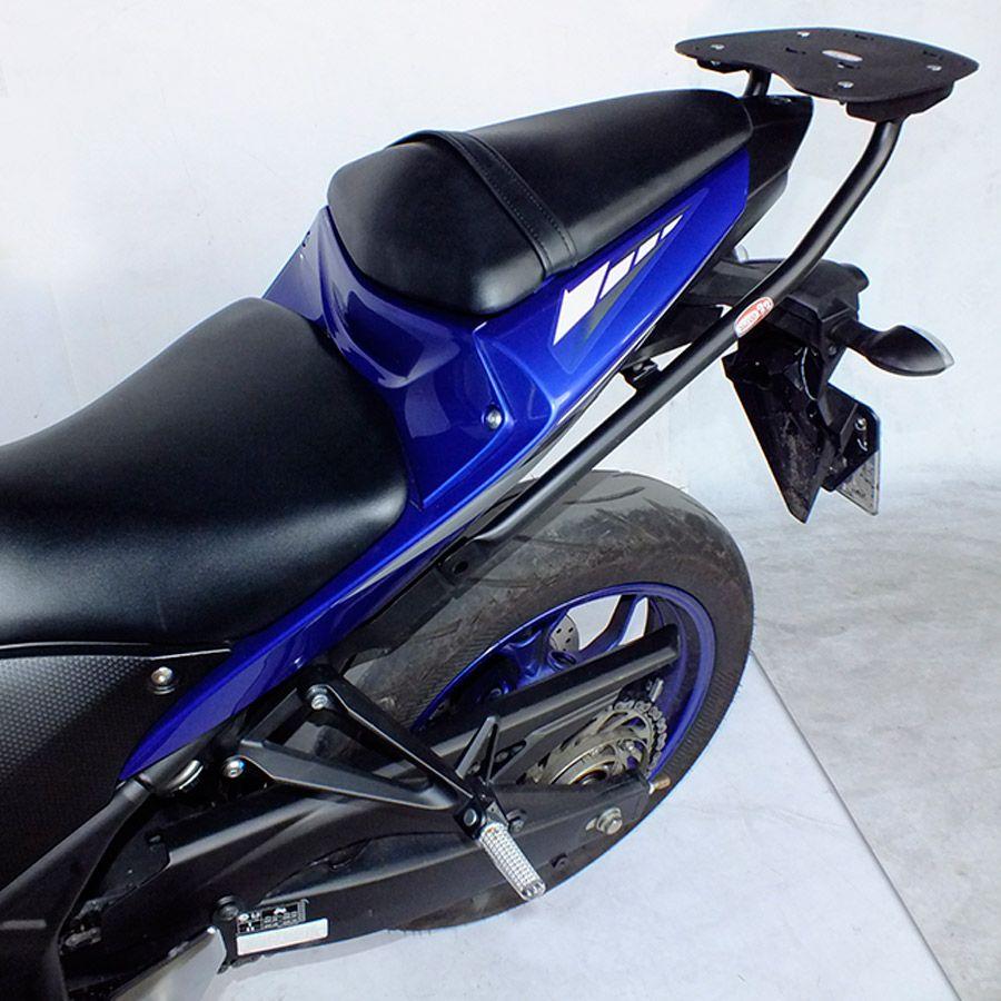 Suporte Do Baú Superior Scam Yamaha R3 Modelos 2016 Em Diante.