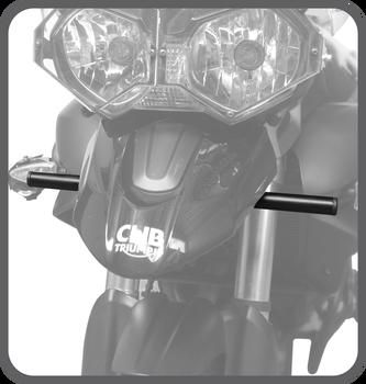Suporte para farol Auxiliar TIGER 800 XC XR XCX XRX XCA