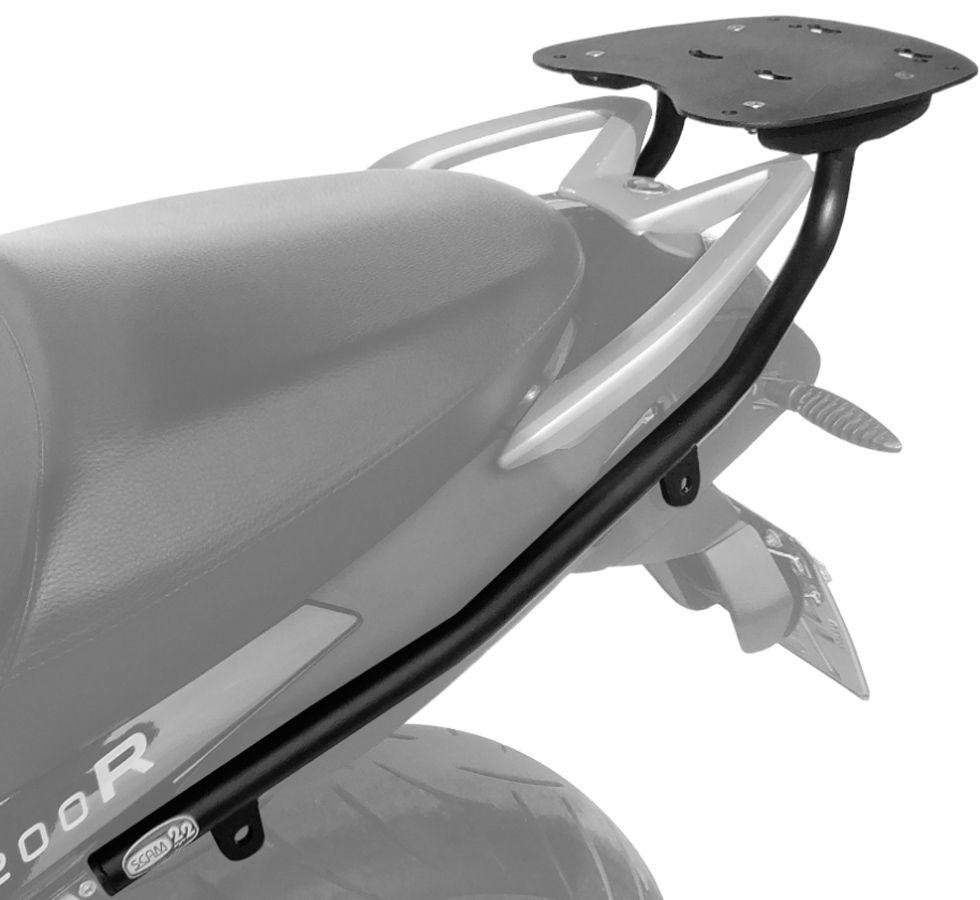 Suporte de Baú Superior Scam Bmw R1200 R Modelos 2004 a 2012