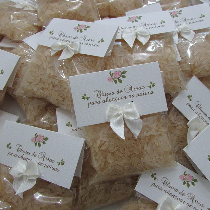 Chuva de arroz tradicional