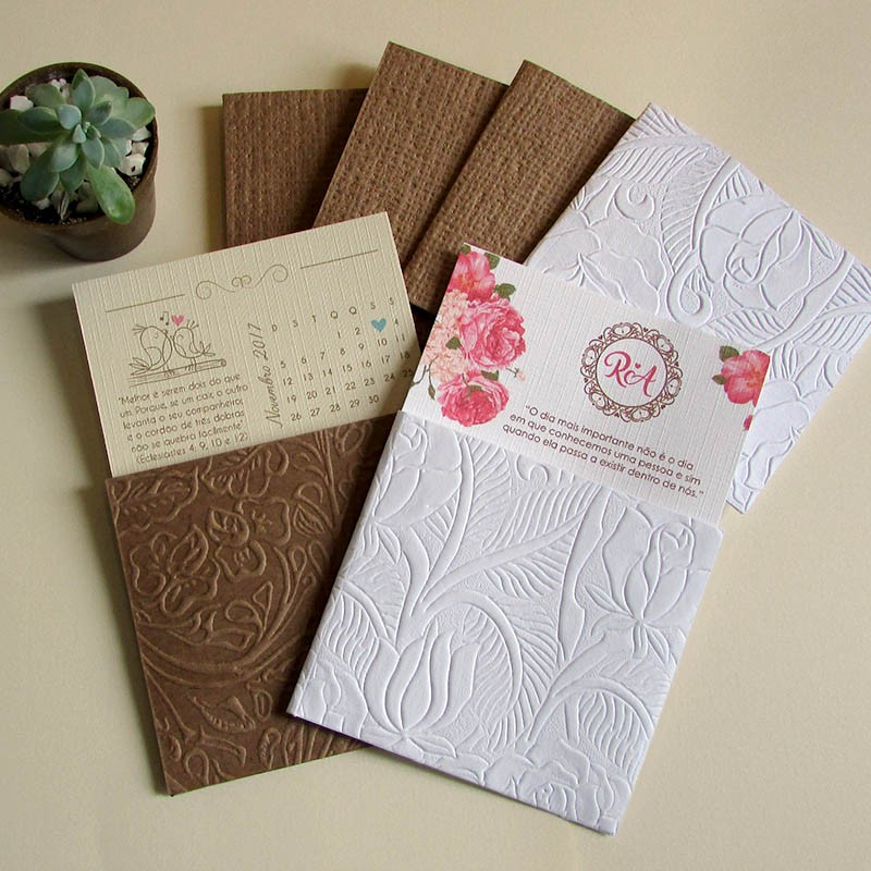 Envelope  para mini convites 10un