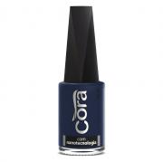Esmalte Cora 9ml Black 10 Azul Jeans