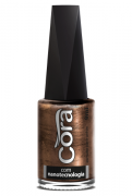 Esmalte Cora 9ml Black 12 Metal Cobre