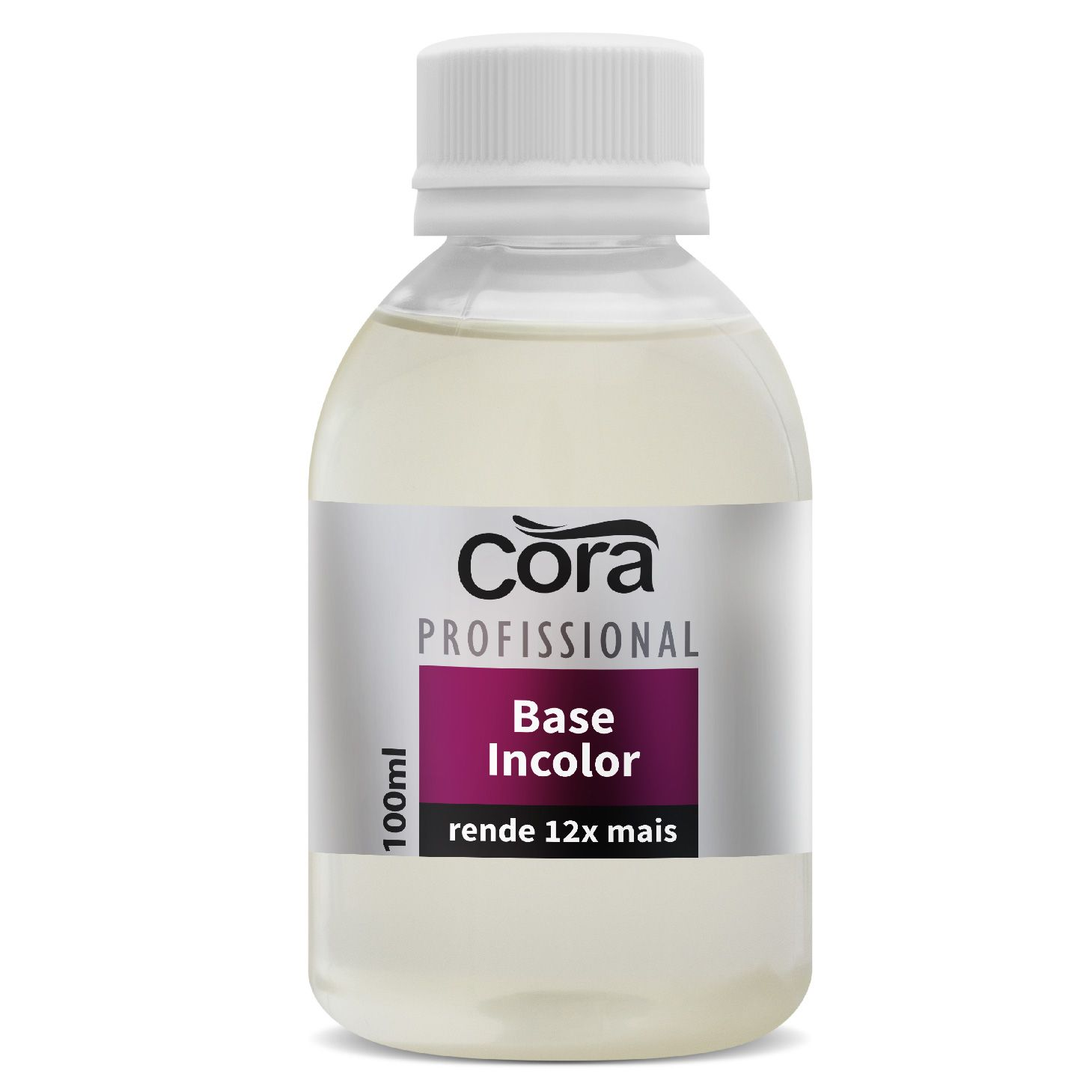Base para unhas 100ml Cora Incolor