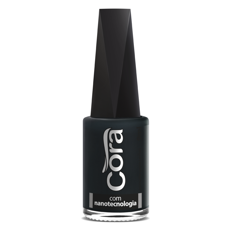 Esmalte Cora 9ml Black 11 Green 99