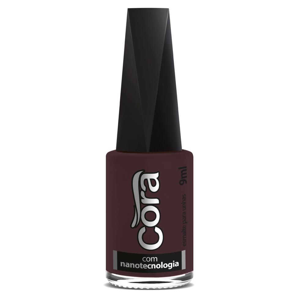Esmalte Cora 9ml Black 13 Pinot Noir
