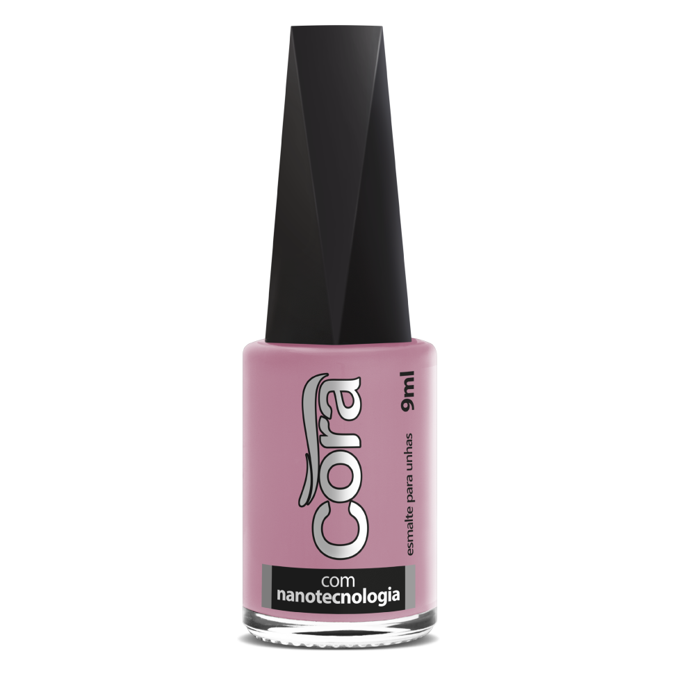 Esmalte Cora 9ml POP Cremoso Rosa Cindy