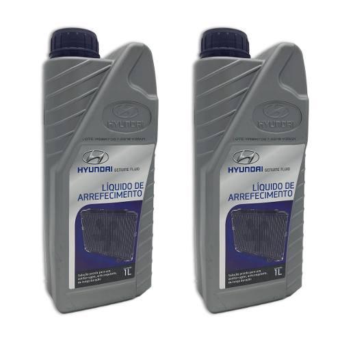 Aditivo Liquido Arrefecimento  2 L Original Hyundai