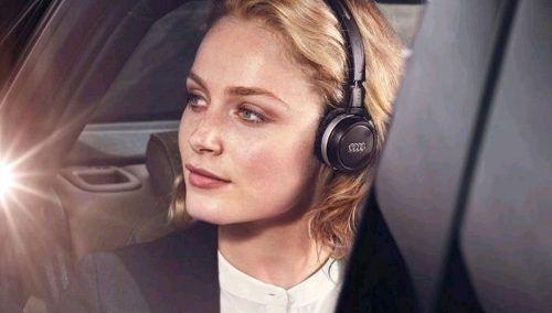Fone de Ouvido Audi Bluetooth