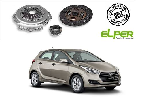Kit Embreagem Hyundai Hb20 1.6