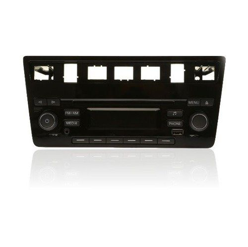 Rádio Cd, Usb, Bluetooth Vw Gol/voy/sav G6 2013/16