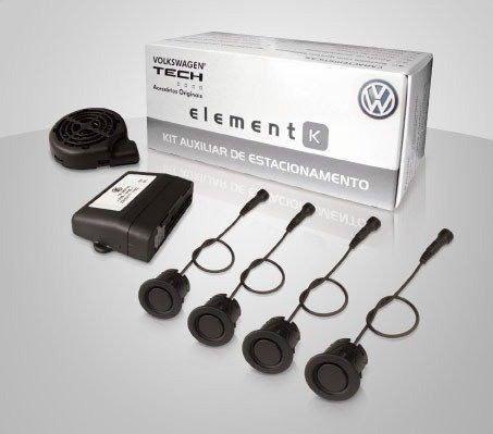 Sensor De Estacionamento Original Volkswagen 5u0054752
