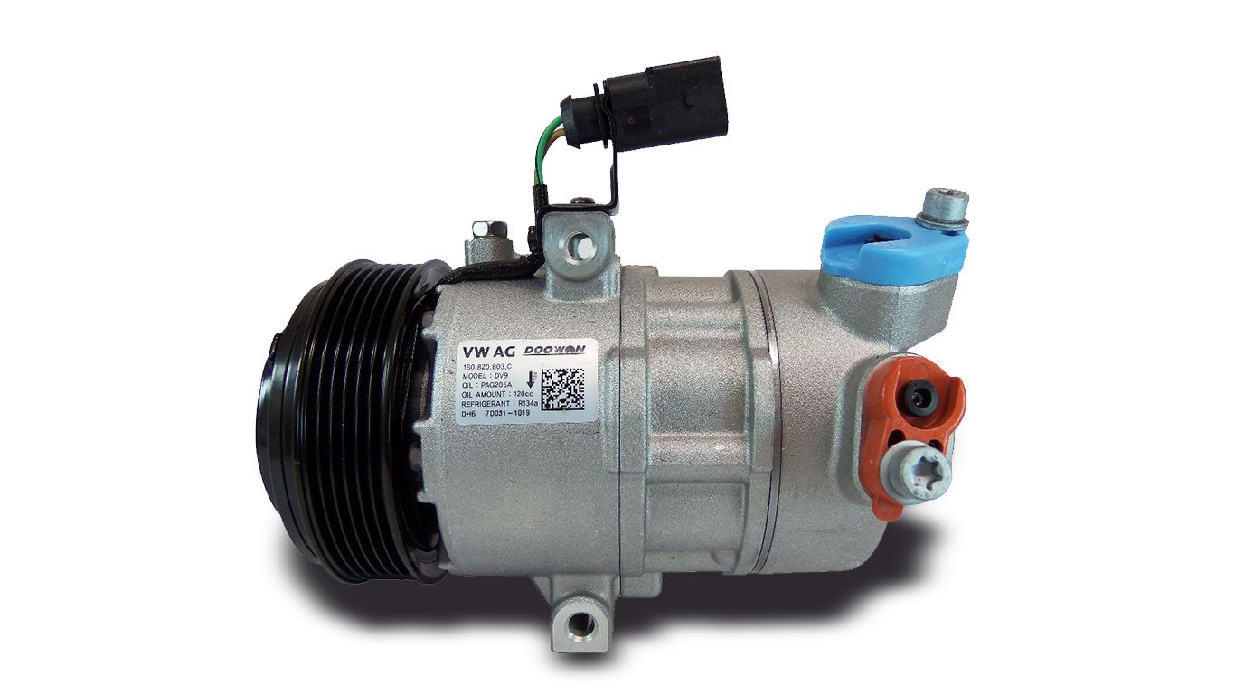 Compressor Ar Condicionado Fox Up