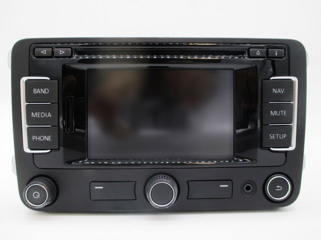 Unidade Navegação Diâmica Touchscreen Integrado Vw