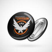 Botton Button Geek The Division