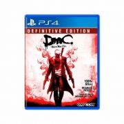 Devil May Cry DMC - Definitive Edition - PS4