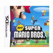 New Super Mario Bros - 3DS