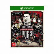 Sleeping Dogs  - Xbox One