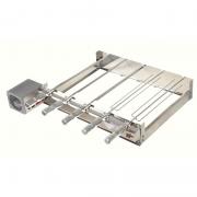 Churrasqueira Elétrica Kit Baixo 5 Espetos Artinox