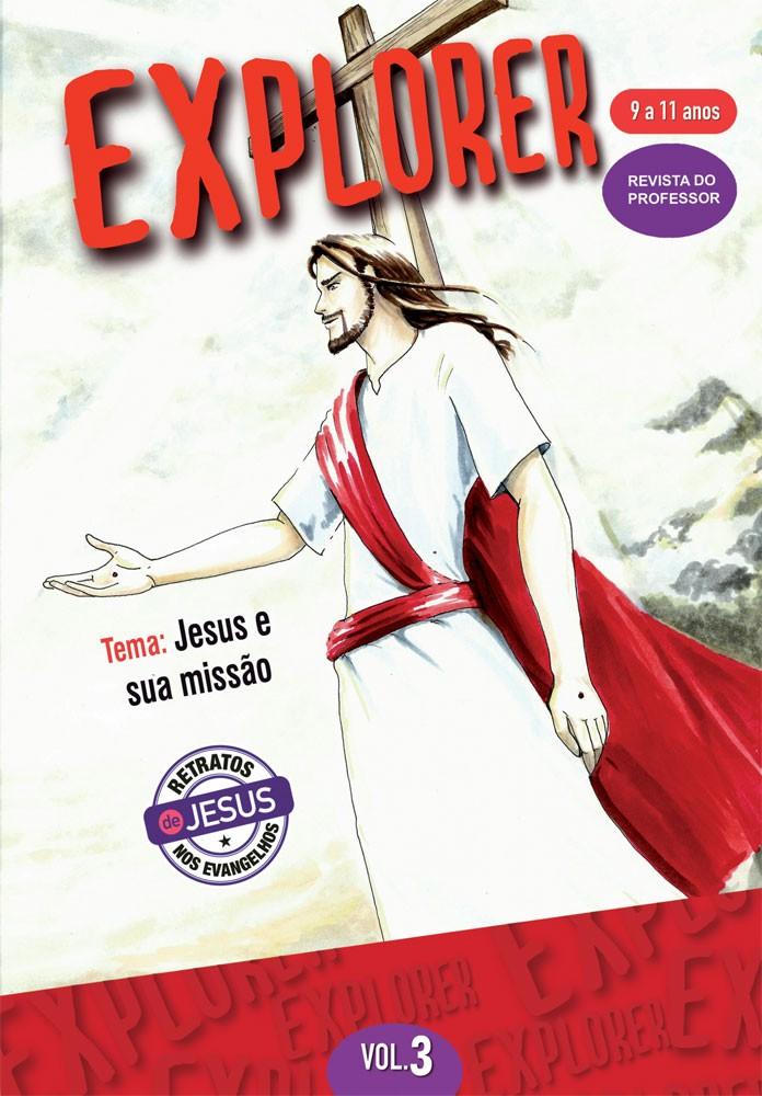 Explorer 3 Professor - Jesus e sua missão