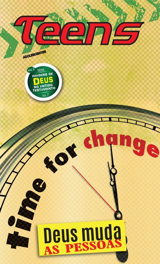 Teens 07 - Deus muda as pessoas (Aluno)