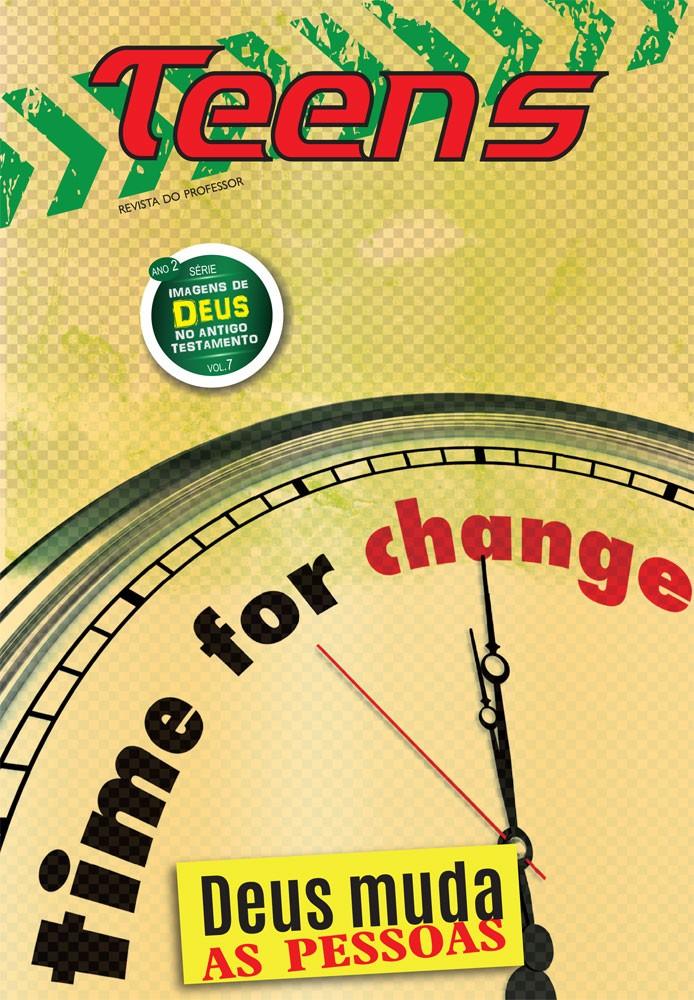 Teens 07 - Deus muda as pessoas (Professor)