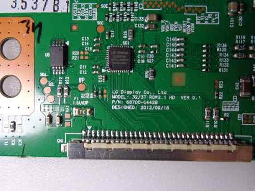 PLACA TCON LG - 6870C-0442B