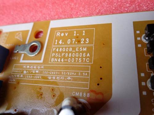 PLACA FONTE SAMSUNG UN48H4200AG UN48H4203AG BN44-00757A