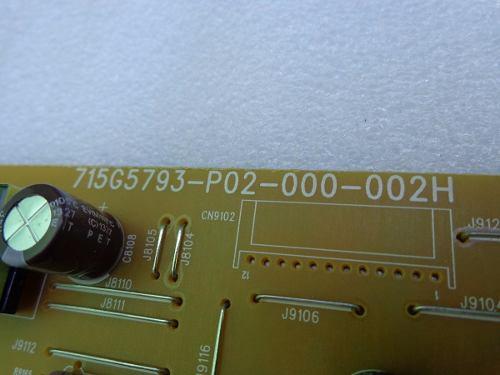 PLACA FONTE PHILIPS 32PFL3518G/78 - 32PFL3508G/78 715G5793-P02-000-002H