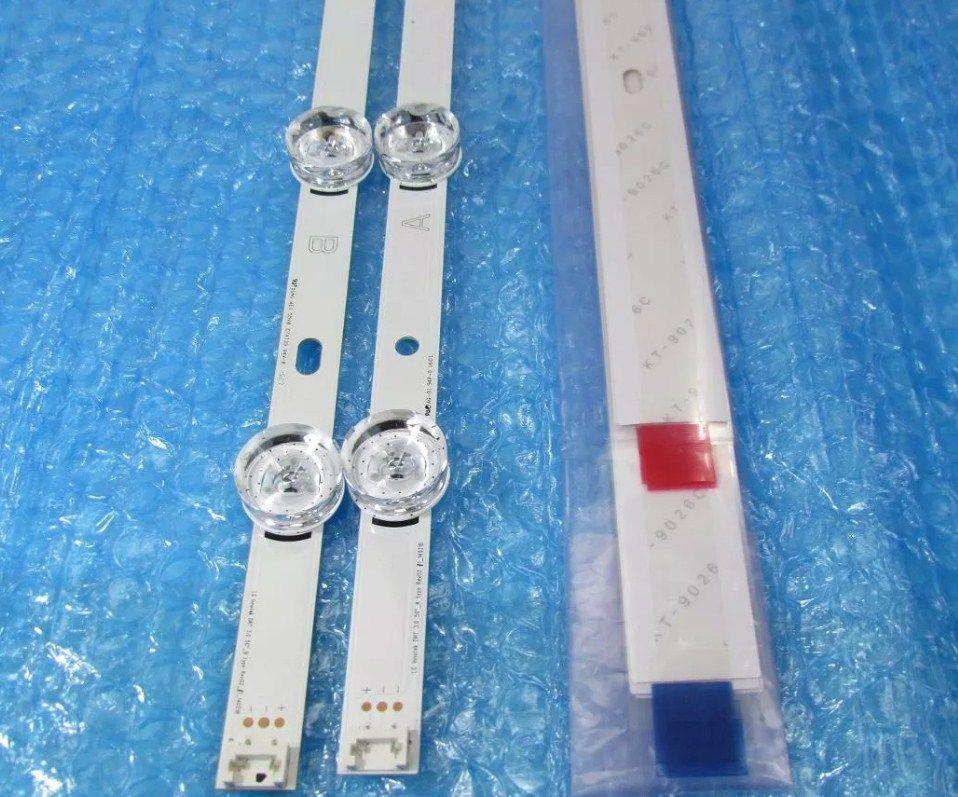 KIT 2 BARRAS DE LED LG 50LB5600 50LB6500 A + B