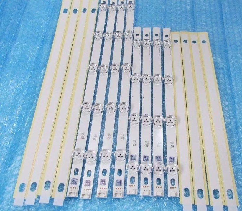 KIT COMPLETO BARRA DE LED LG 39LN5400 39LN5700 39LA6200