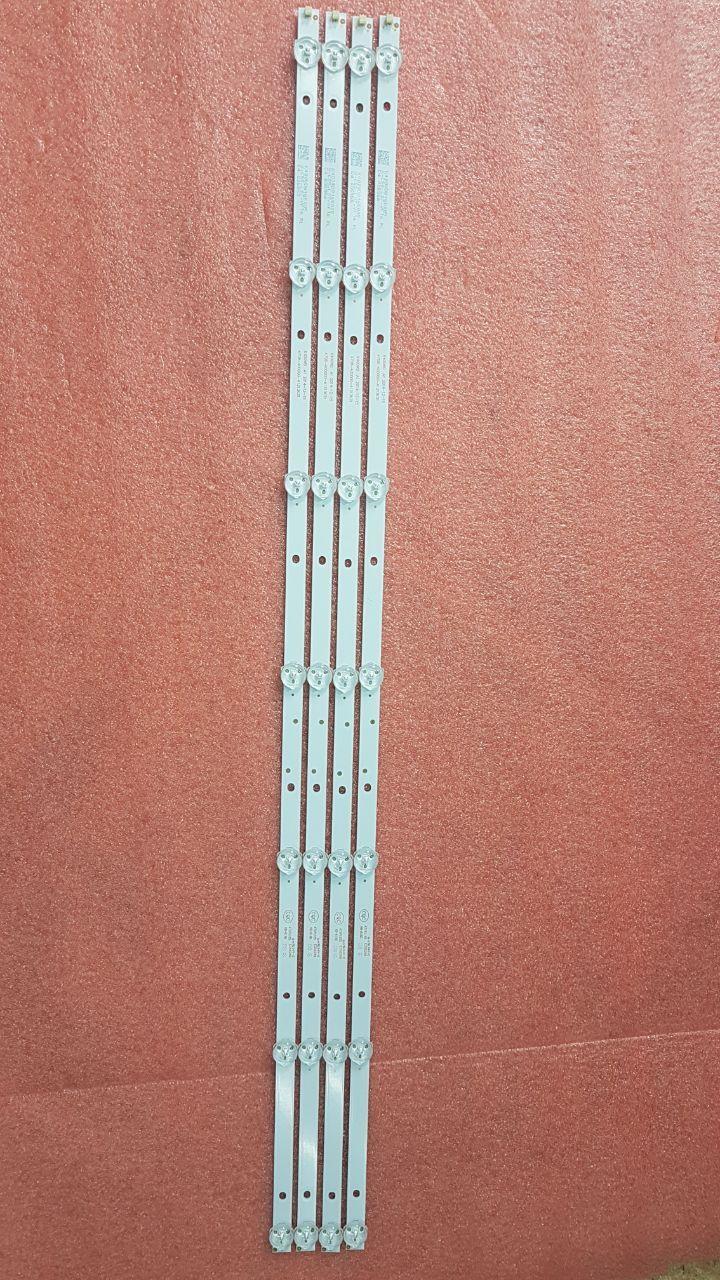 KIT COMPLETO BARRAS DE LED AOC LE40F1465/25 LE40F1465