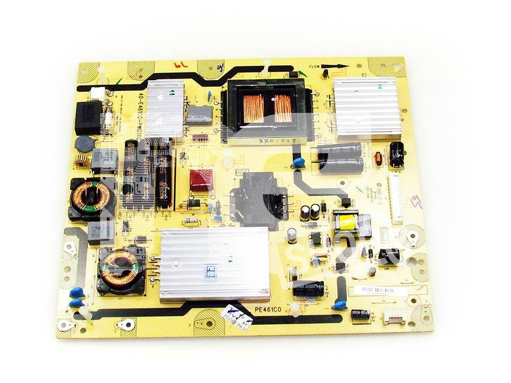 PLACA FONTE PHILCO PH55M PH42 PH46  PH55 40-E461C0-PWG1XG