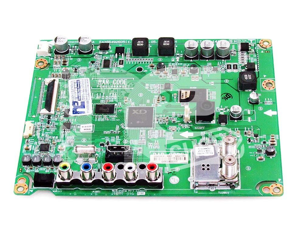 PLACA PRINCIPAL LG  43LF5100 49LF5100