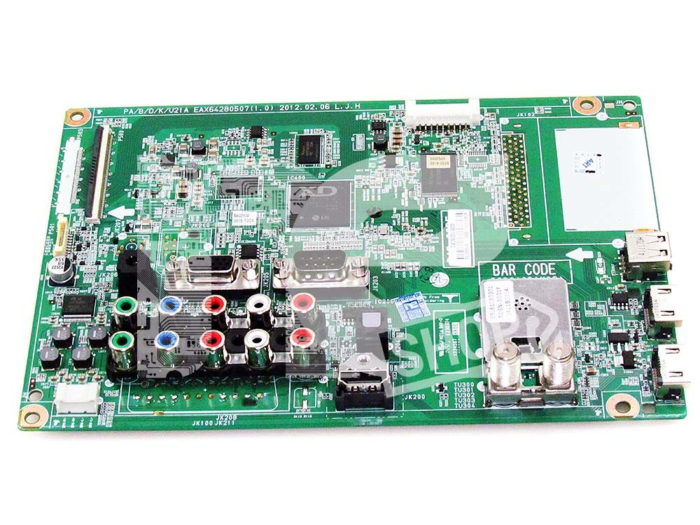 PLACA PRINCIPAL LG  50PA6500 60PA6500 60PA6550