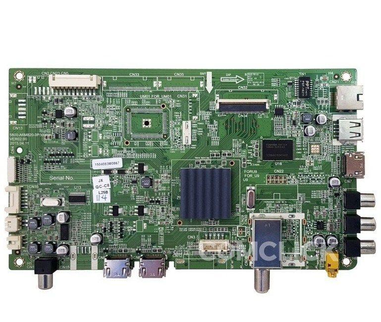 PLACA PRINCIPAL PHILCO PH43E30DSGW 5800-A6M820-0P10