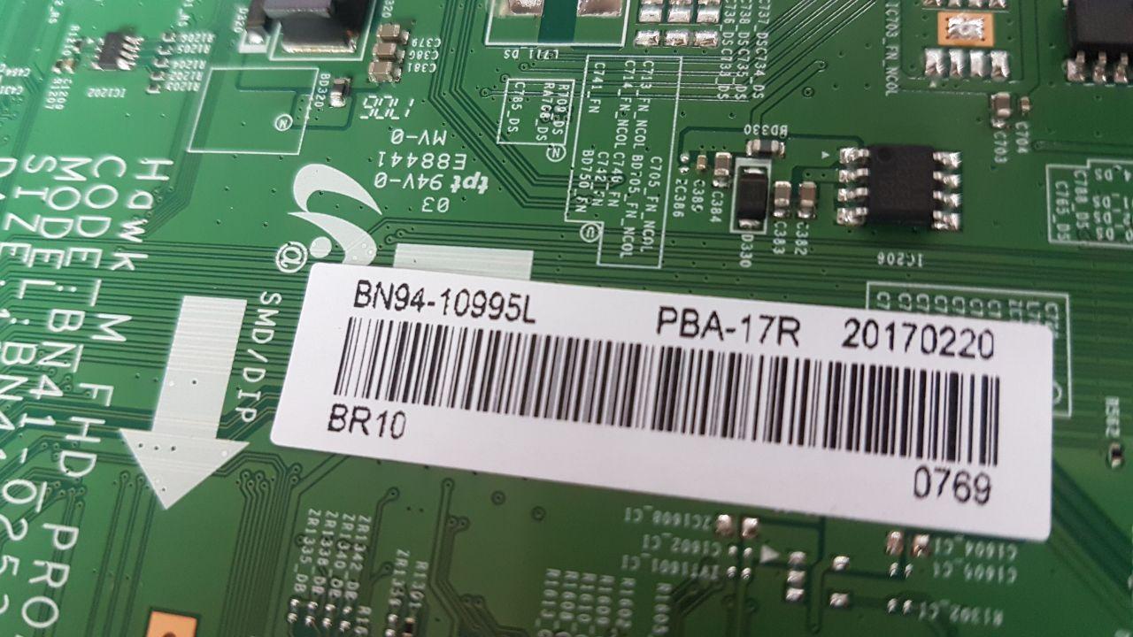 PLACA PRINCIPAL SAMSUNG UN49K6500AG BN94-10995L