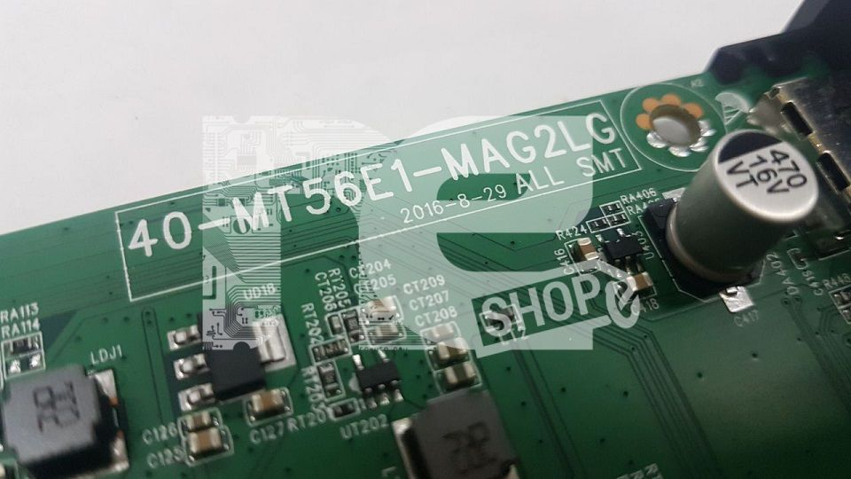 PLACA PRINCIPAL SEMP TOSHIBA 40L2600 40-MT56E1-MAG2LG