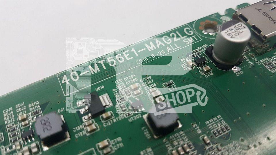PLACA PRINCIPAL SEMP TOSHIBA 49L2600 40-MT56E1-MAG2LG