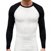 Camisa Thermohead Extreme Cold UV + 50 Branca e Preta