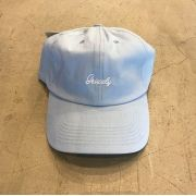 "BONE DAD HAT GRIZZLY ""MINI CURSIVE"" AZUL CLARO"