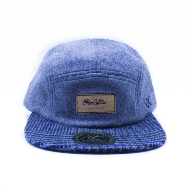 5PANEL OTHER CULTURE - SS FLIP CINZA