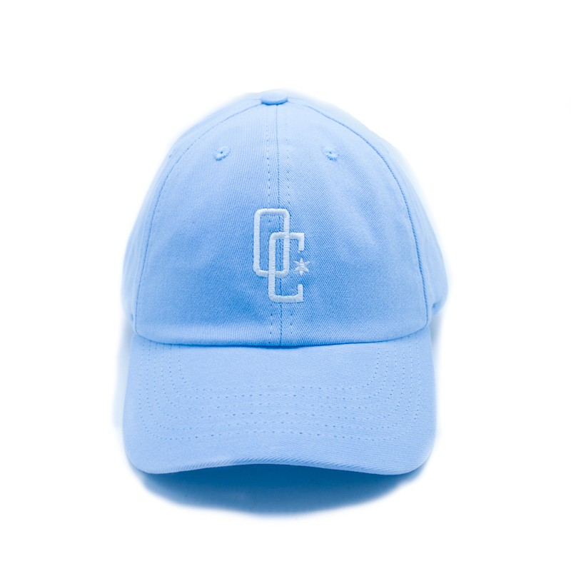 BONÉ DAD HAT OVERCOME CO AZUL