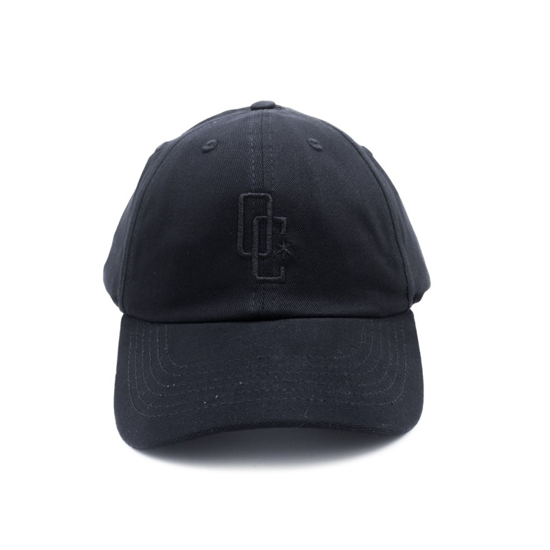 BONÉ DAD HAT OVERCOME CO PRETO
