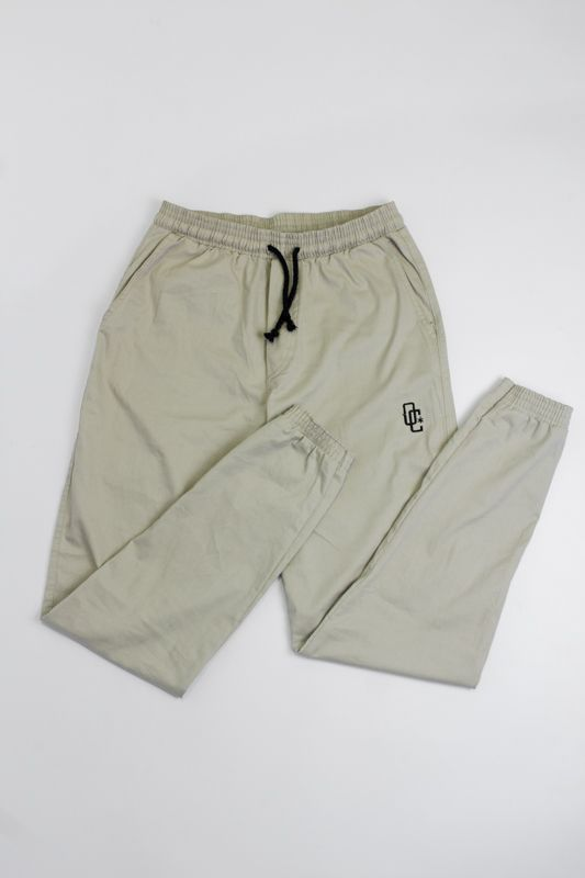 CALÇA JOGGER OVERCOME CO BEGE
