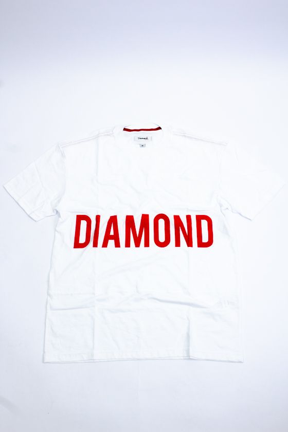 "CAMISETA DIAMOND ""SPEEDWAY FOOTBALL"" BRANCA ESPECIAL"