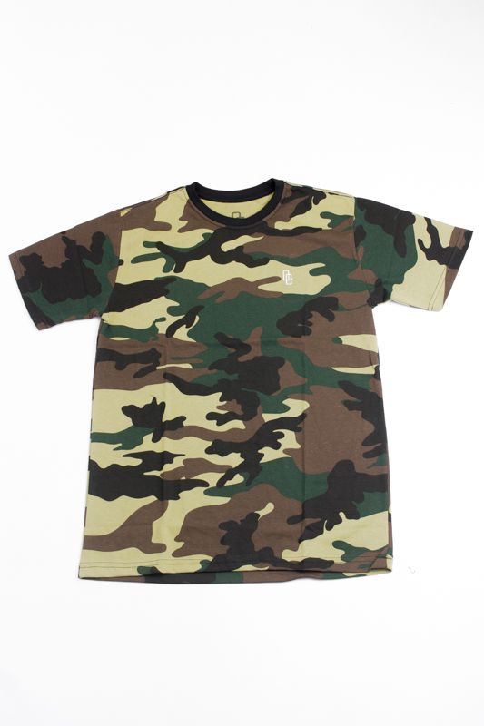 CAMISETA OVERCOME CO FOREST CAMO